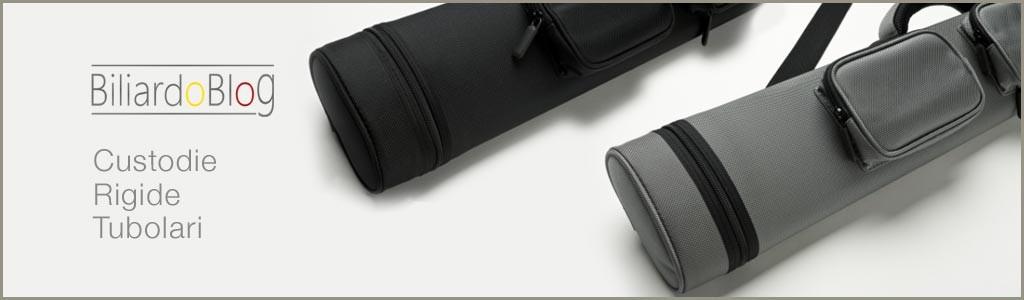 Custodia Tubolare per stecca da biliardo