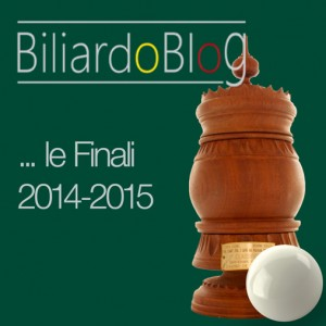 Campionato Italiano Biliardo 2015