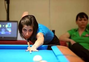 Biliardo Pool Campionato Europeo 2015: B. Zuddas
