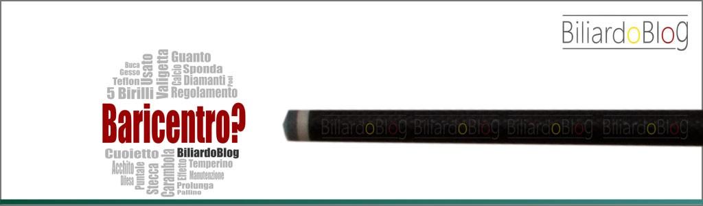 Bilanciamento Stecca da Biliardo: cosa è?
