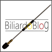 Bilanciamento Stecca da Biliardo: l'asta porta pesi