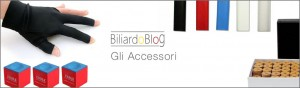 Accessori per stecche da Biliardo: idea regalo