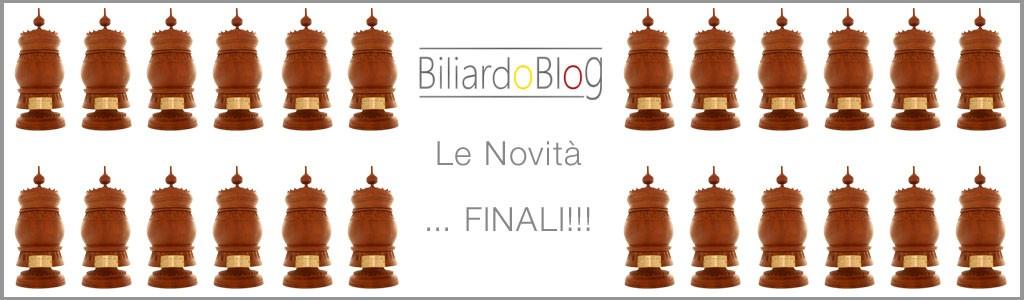 Le Finali Campionato Italiano di Biliardo 2016