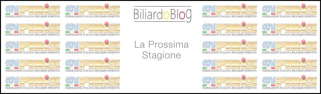 Campionato Italiano di Biliardo 2016-2017