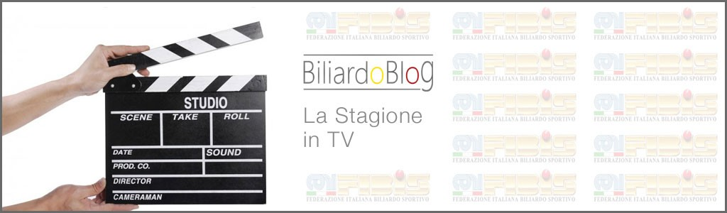 Campionato BTP di Biliardo in Tv 2016-2017
