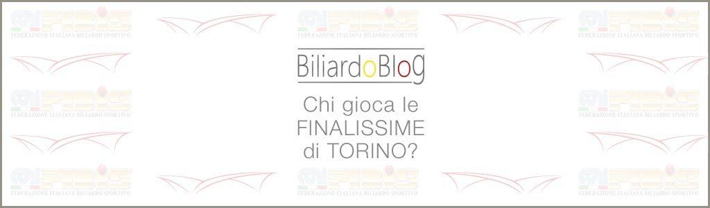 Finalissime Campionato Italiano di Biliardo 2016-2017: chi gioca?