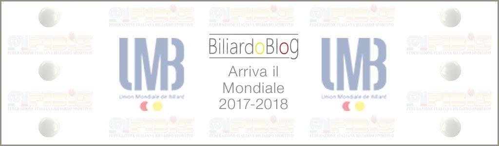 Campionato del Mondo di Biliardo 2017