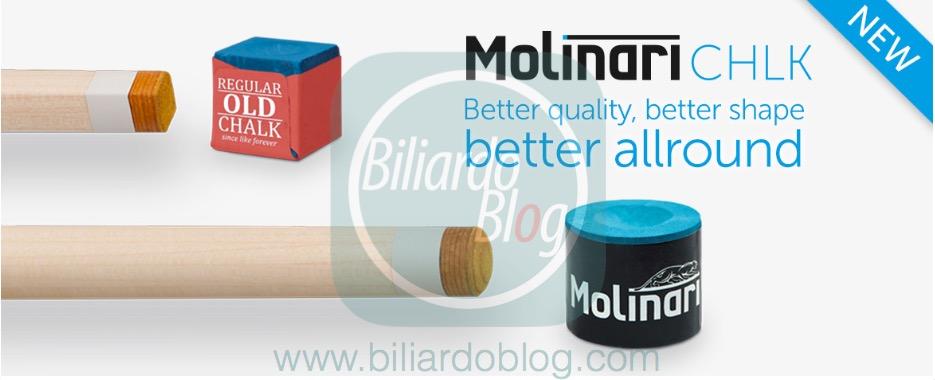 Gesso da biliardo Molinari