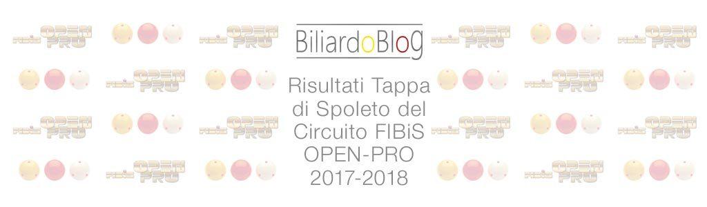 Risultati della Seconda Tappa del Campionato Italiano di Biliardo 2017 2018