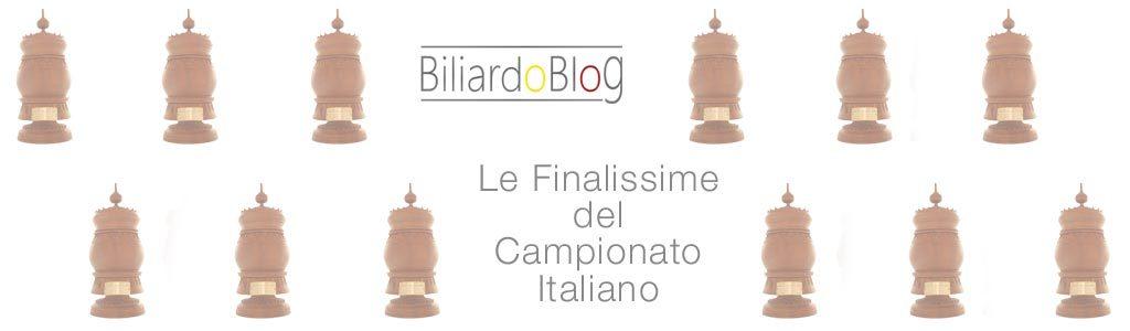 Le Finali del Campionato Italiano di Biliardo 2017 2018