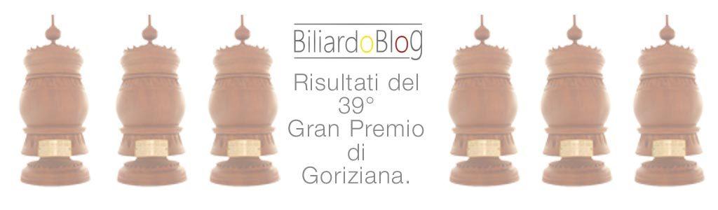 I Risultati del Gran Premio di Goriziana 2018 2019