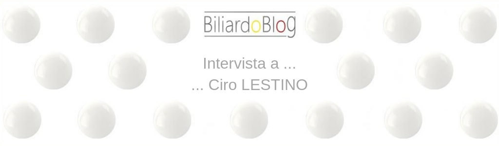 Ciro Lestino, l'intervista