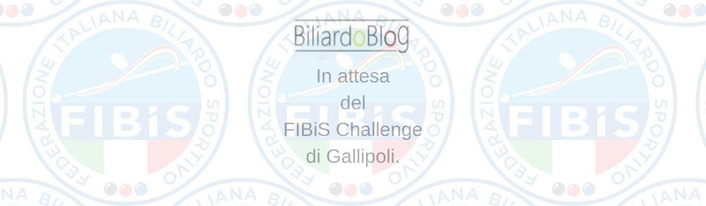 Verso la Seconda Tappa FIBiS Challenge 2019 2020