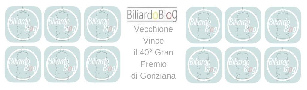 40 Gran Premio di Goriziana: Vince Vecchione